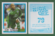 Everton Tim Howard USA 79